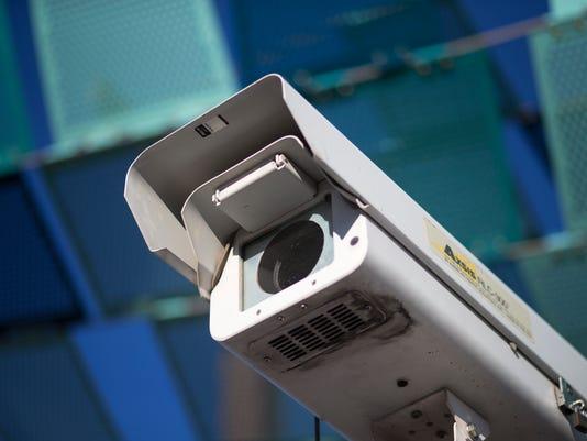 Photo radar cameras