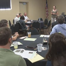 After years of assessing the areas, city leaders presented their findings Monday.