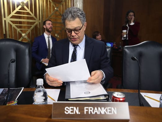Tennessee Democrats respond to Al Franken sexual assault allegations
