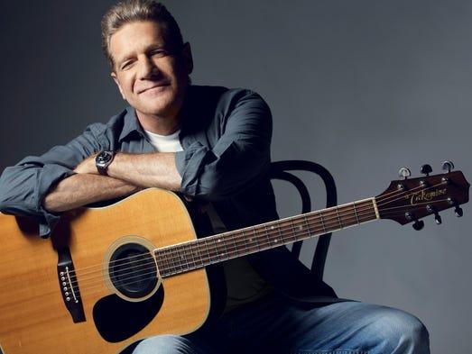 Eagles guitarist Glenn Frey.