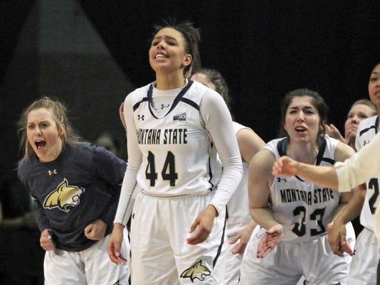 BigSky Eastern Washington vs Montana St womens Basketball