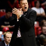 <252>Stephen F. Austin's Brad Underwood is reported to be a target of USM's search to fill its coaching vacancy.