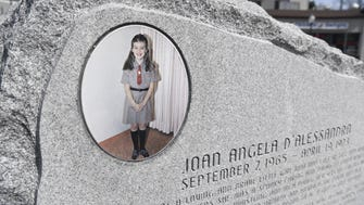 Joan D'Alessandro was 7 when she was murdered by her neighbor while delivering Girl Scout cookies on April 19, 1973.