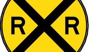 """The city of Alexandria has been asked to establish a """"quiet zone"""" at a railroad crossing on Airbase Road."""