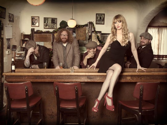 Jennifer Westwood and the Handsome Devils will perform