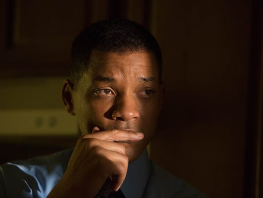 Will Smith saw dead people filming 'Concussion'