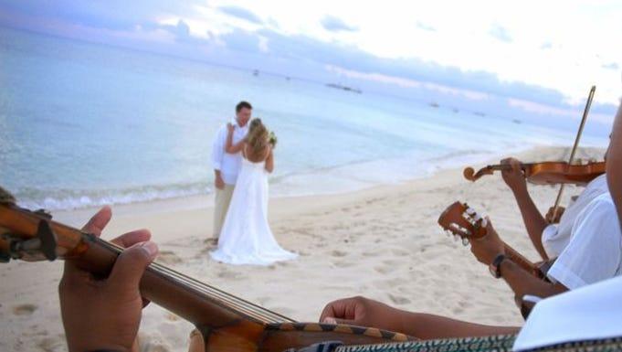 Ideas and diys for your beach wedding photo cozumel tourist board