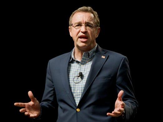 U.S. Rep. Matt Salmon has decided not to run again,