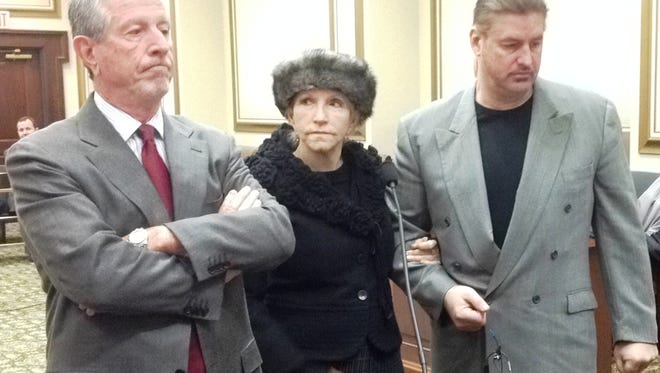 Janet Combs ws convicted Monday in the financial scam involving Ohio lawmaker Peter Beck.