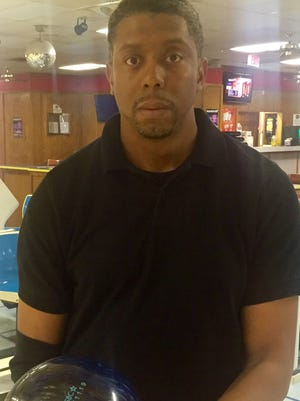 John D. Lindsey Jr. taught himself to bowl with his right arm after being shot in the left arm while serving in the Army in Iraq.