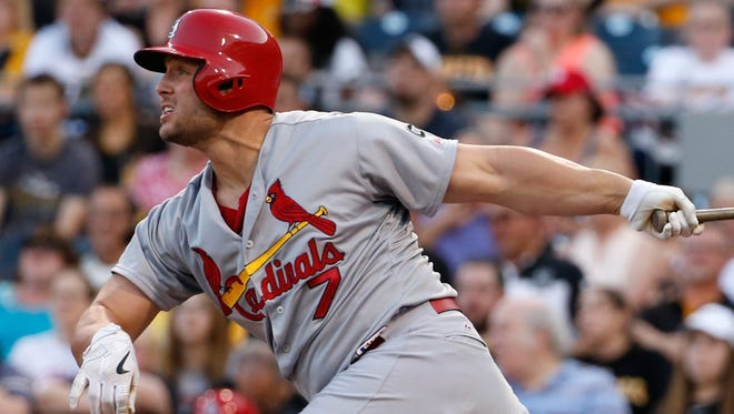 St. Louis' Matt Holliday