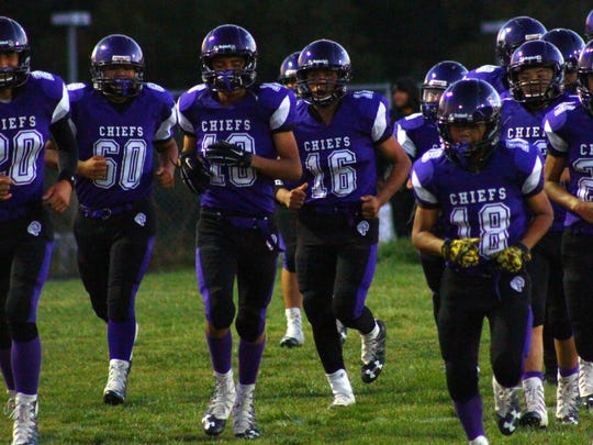 The Mescalero (4-6) football team qualified for the state playoffs for the first time in school history.