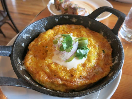 In Corktown, Gold Cash Gold's opening brunch menu included