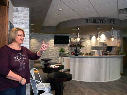 Licking Valley Church of Christ on Dayton Road recently underwent renovations including a new coffee shop.
