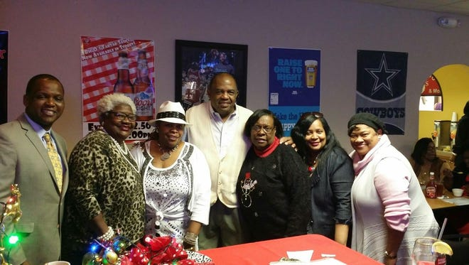 Caddo School Board member's party helps homeless program