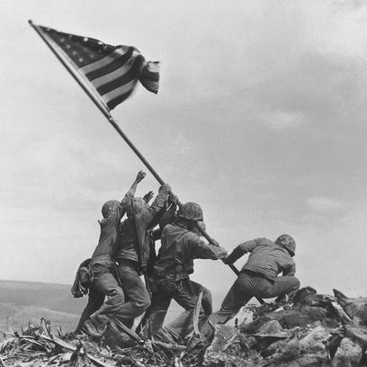 An iconic image of war and the story behind it