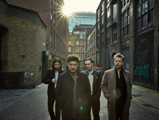 Mumford & Sons with special guest Catfish and the Bottleman
