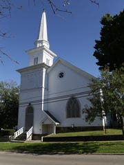 The First Congregational Church in Lexington is slated