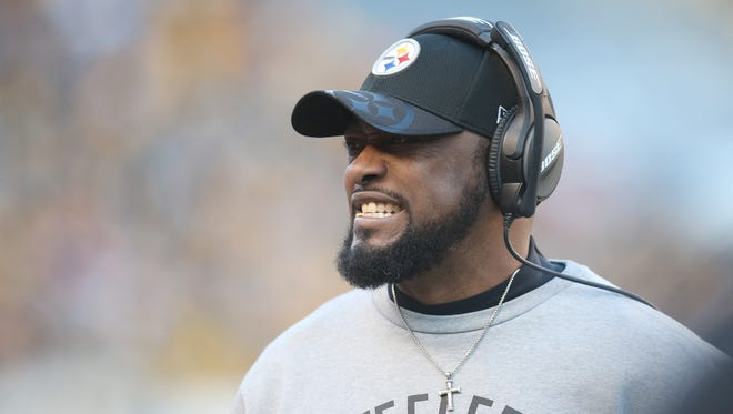 Mike Tomlin is one fine football coach. And also Paul Daugherty's type of football coach.