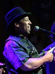 Travel has always been a part of Lionel Young's life, from his days as a classical musician to his career as a bluesman.