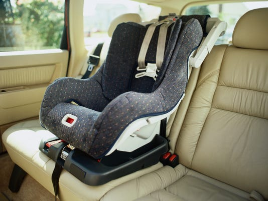 5 common car-seat mistakes