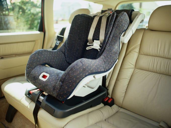 Child Passenger Safety Week: AAA Arizona offers car-seat tips
