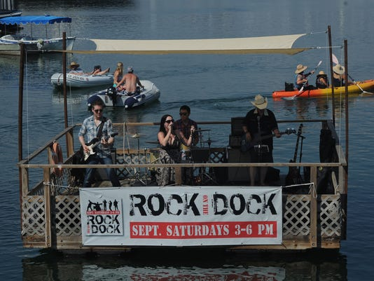 Rock on the Dock 4