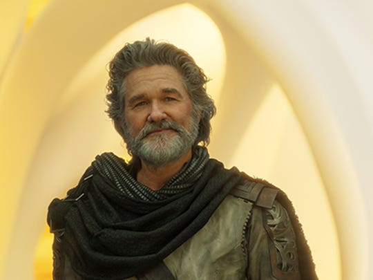 Kurt Russell will somehow portray Ego the Living Planet