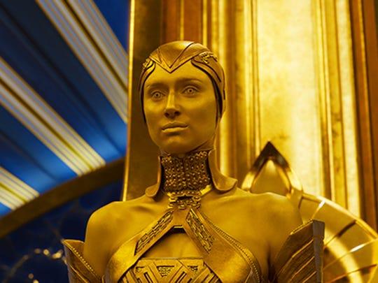 Ayesha (Elizabeth Debicki) is a minor character in