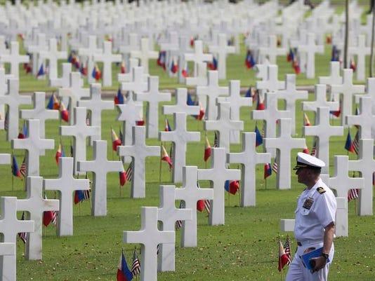 Philippines US Memorial Day