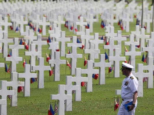 Philippines US Memorial Day