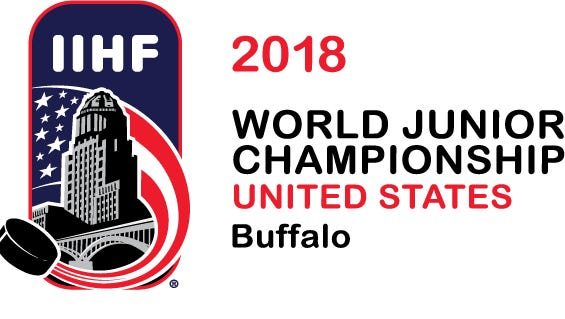 The world's best under 20 hockey players compete in Buffalo Dec. 26-Jan. 5.