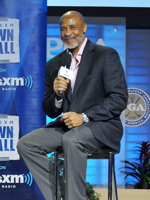 Lynn Swann, shown here in 2016 at a media event.
