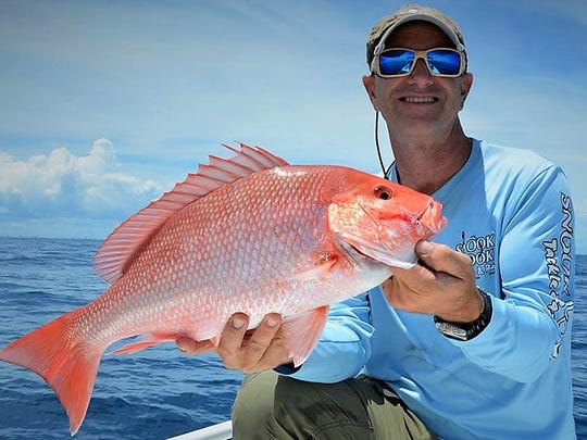 Monday, federal fishery managers announced fishing dates for red snapper in Atlantic waters in 2019. Recreational anglers will be able to keep red snapper July 12, 13, 14, 19 and 20.
