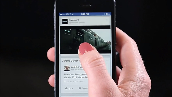 Facebook autoplay videos will soon have sound