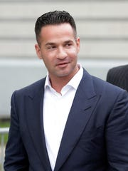 "Mike ""The Situation"" Sorrentino leaves the MLK Jr."