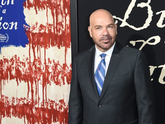 "Actor Jason Stuart attends the premiere for the film ""The Birth of a Nation,"" September 21, 2016 at ArcLight Cinemas in Hollywood, California."