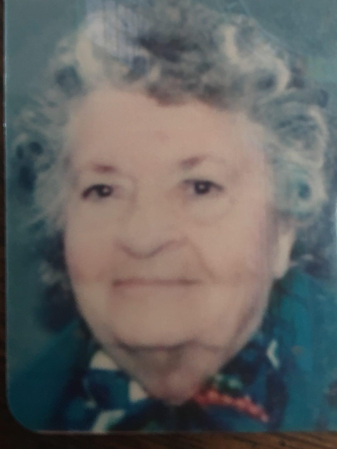 Marjorie Sansom, 91, was dying of dementia when Coachella
