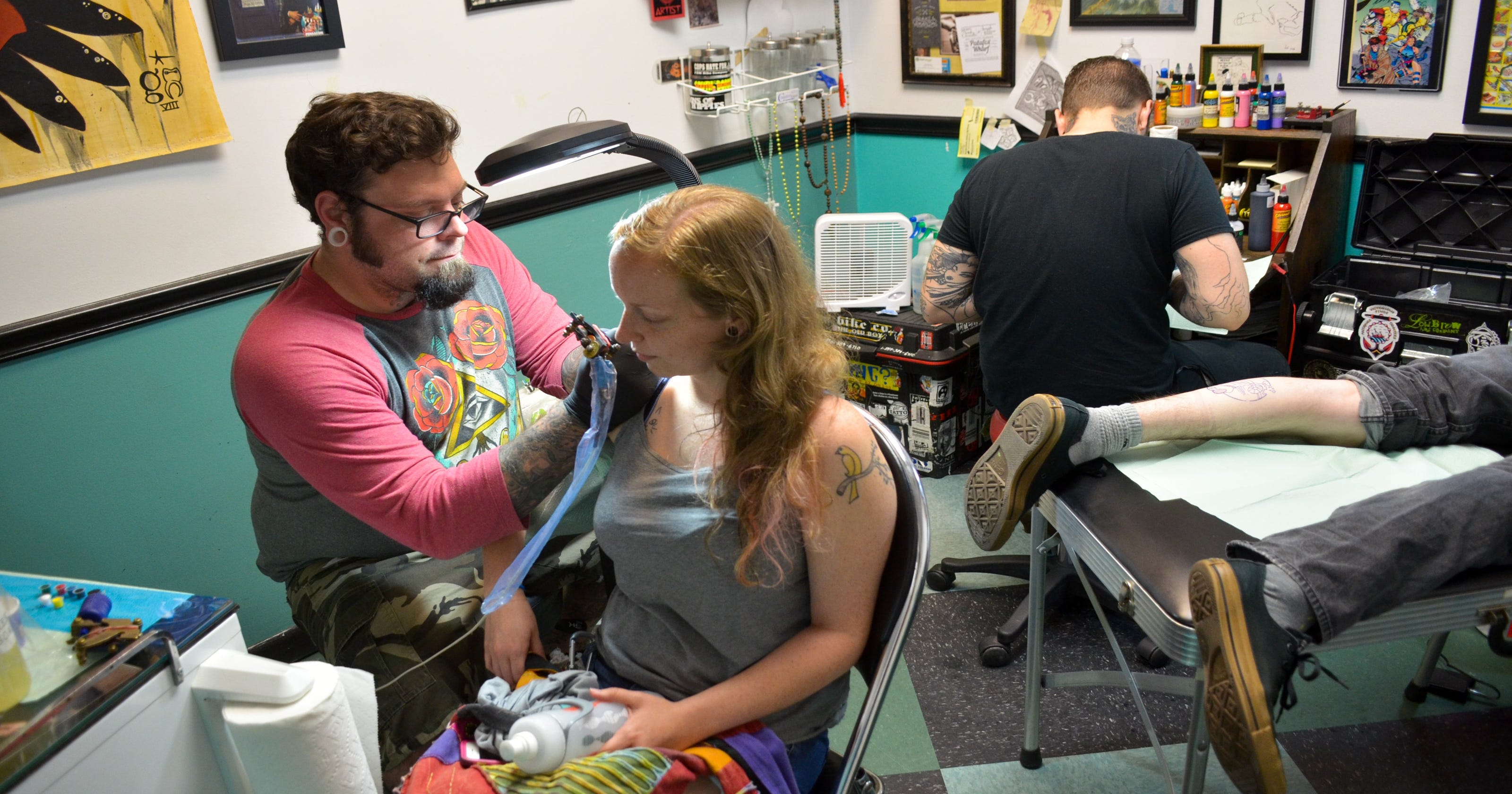 Tattoo parlors coming, food trucks in limbo