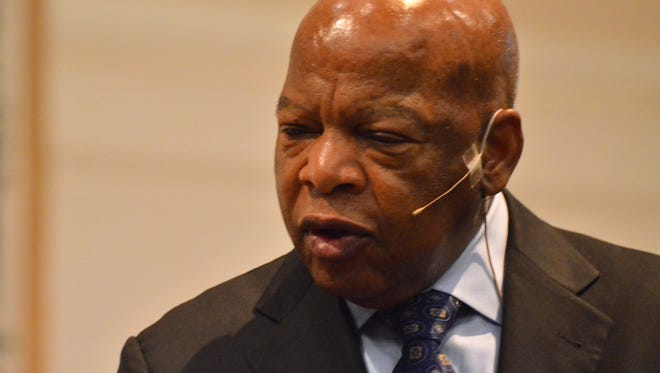 Reviving the dream: John Lewis calls for action