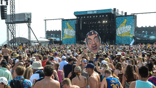 The Hangout Music Fest returns Friday for three days of music featuring more than 80 acts on the beach in Gulf Shores, Alabama. The fun kicks off starts Thursday with the Kickoff Party.