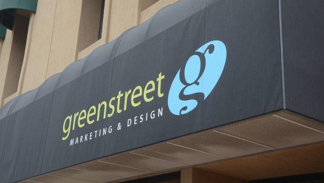 Greenstreet Marketing & Design in downtown Battle Creek.