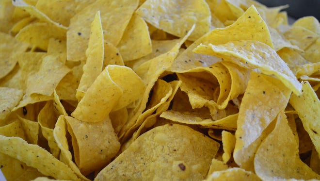 Eat your fill of nachos made with Santo Nino de Atocha Tortilleria's tortilla chips on Nacho Day in Gallatin.