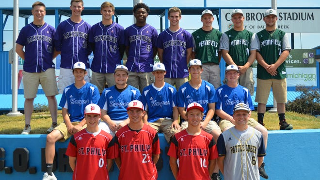The 2017 Enquirer All-City Baseball Team is selected by nominations from city coaches and the Enquirer sports staff.