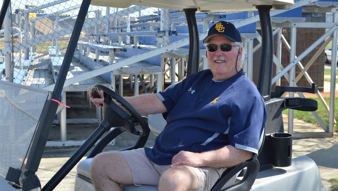 Don Silver, longtime Athletics Events Coordinator at Battle Creek Central, is retiring after 18 years.