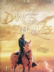 """Dances with Wolves,"" Kevin Costner's epic of the American West, is a 181-minute movie. Or you can spend the week watching the director's cut, checking in at 236 minutes."