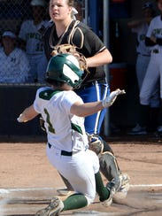 Howell's Sydney Pezzoni took a walk and came around