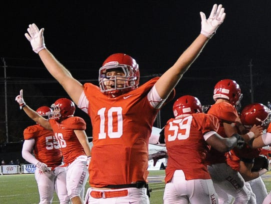 Brentwood Academy's Gavin Schoenwald is No. 10 on this