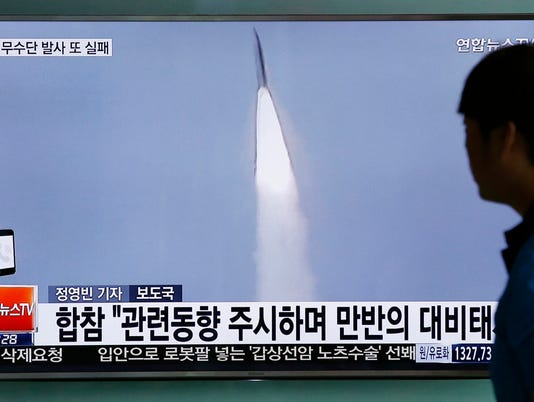 AP AP EXPLAINS NORTH KOREA GUAM I FILE KOR