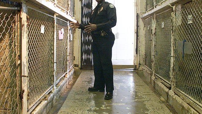 File photo of the Jackson Animal Shelter.